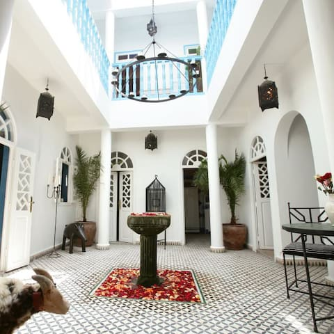 Dar Leila - perfect family / group home - Essaouira - Hus