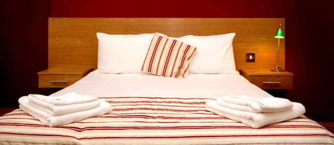 Double Room in City Centre Hotel