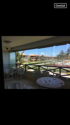 Apartamento no condomínio Aquaville Fortaleza/CE