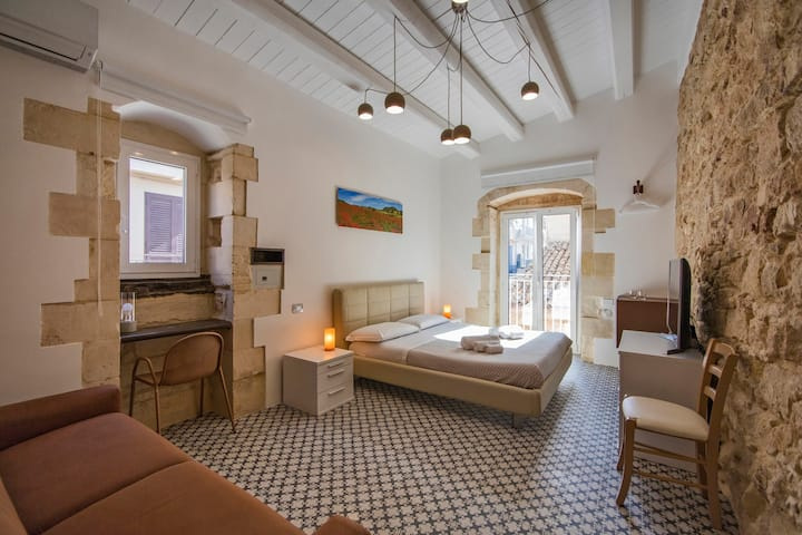 B&B Bianco e Blu - Double Room - Breakfast - WC