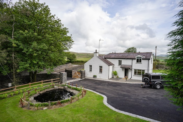 Exclusive Private Gatehouse - 3 Bedrooms - 2 Bathrooms Spectacular Howgill Views