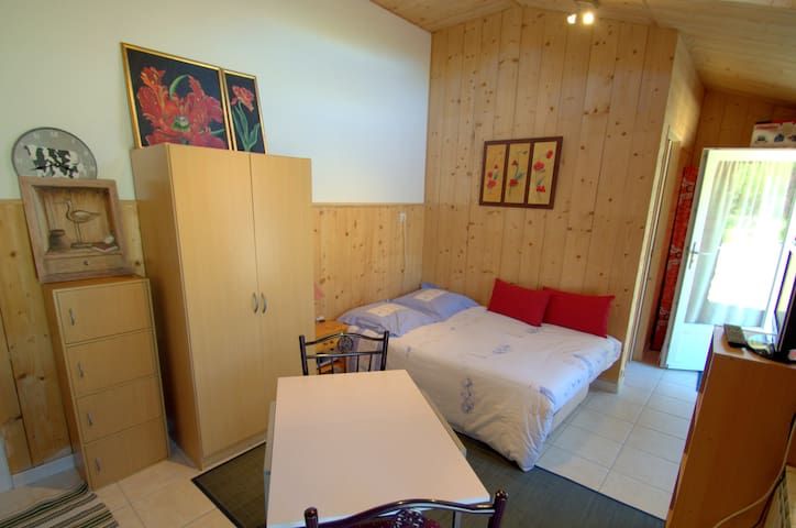 Studio dans un domaine de charme - Coatréven - Flat