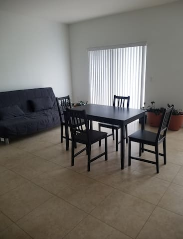 Modern Spacious Condo in Gated Community