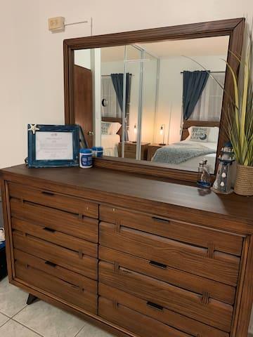 Captains quarter's     Master Bedroom