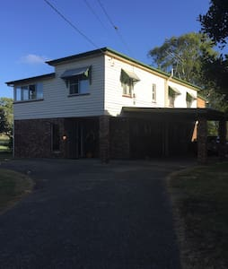 Close to city, Country Setting - Tingalpa - Casa