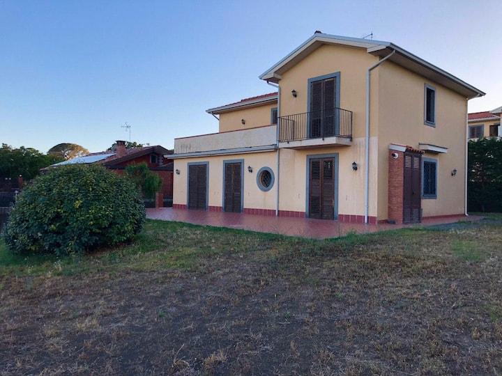 Villa Cettina alle pendici dell'Etna