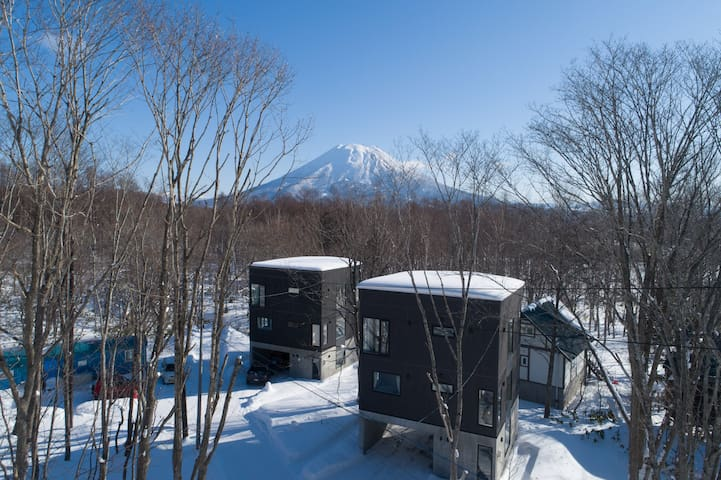 Yuki no Taki 雪の滝  3 BDR Luxury Chalet #1