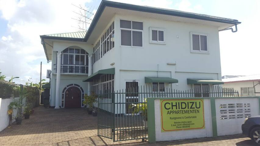 Chidizu Apartments - Paramaribo - Appartamento