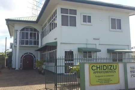 Chidizu Apartments - Paramaribo - Apartment