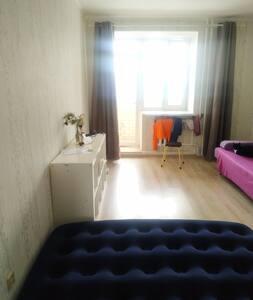 Уютная однокомнатная квартира в Лефортово