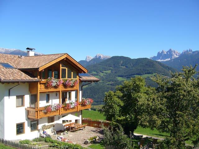 Ferienwohnung mit Panoramablick - Bozen - Apartament