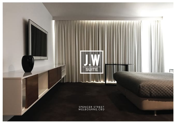 JW Suite - Atlantis Studio Apartment - Melbourne - Byt