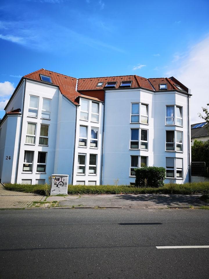 Eine kleine Wohnung in Bochum