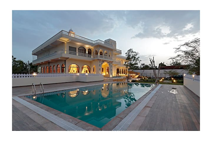 A Luxury Boutique Palace Near Amber Palace, Jaipur - Jaipur - Hotel boutique