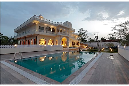 A Luxury Boutique Palace Near Amber Palace, Jaipur - Jaipur - Boutique hotel