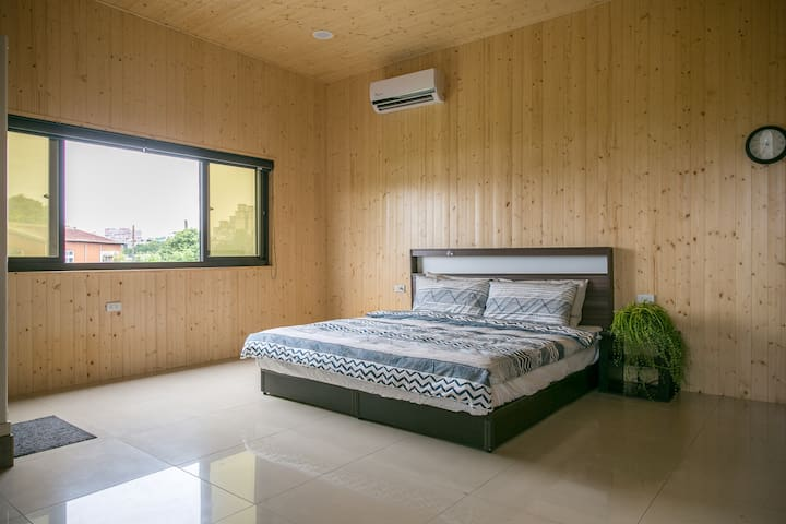 Simple farm stay with Kitchen 簡單的農場與廚房