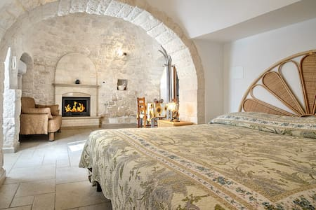 Sweet Trullo in Alberobello for you - Coreggia(fraz. di Alberobello) - Oda + Kahvaltı