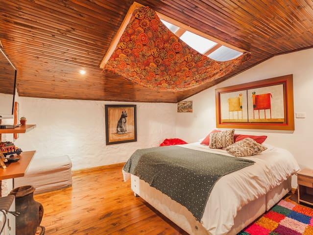 Carolina Alta @ Casa Agrreste Bed & Breakfast