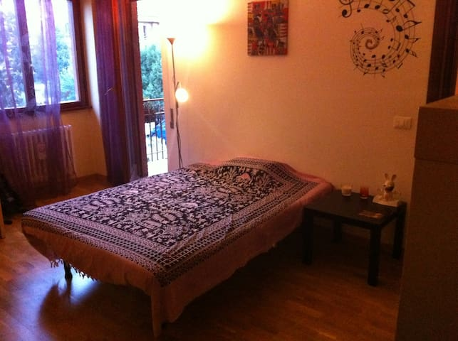 Single room with private bathroom - Roma - Apartemen