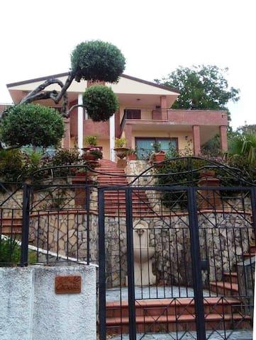 Luxury Villa indipendente - mare - Cetraro - Dům