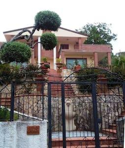 Luxury Villa indipendente - mare - Cetraro - Casa