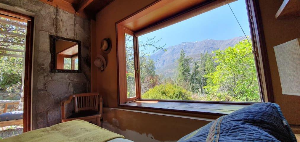 Vista hacia la Montaña desde Suite Principal