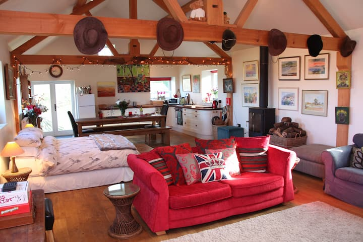 The Studio -  in stunning Derbyshire Peak District