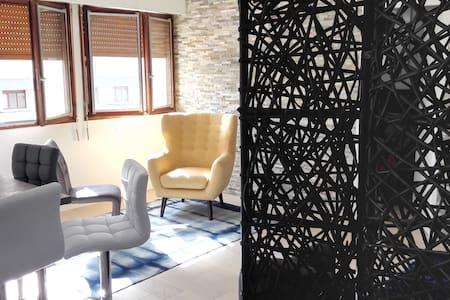 Appart Modern'Chic à Meudon - Meudon - Apartamento