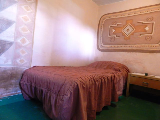Habitaciòn en Casa Rupesre /Room in Rupestric Home - Chío - Dom