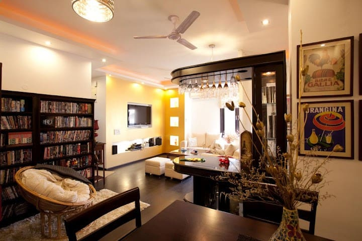 Luxury Living in Central Delhi Safdarjung Enclave - New Delhi - Apartment