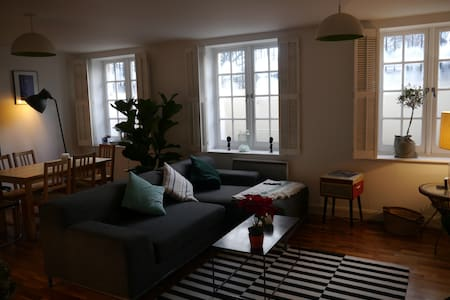 Large spacious flat in popular Shoreditch area - London