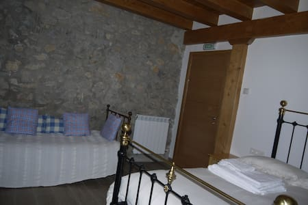 Habitacion para 2-3.Zona rural.10min de playas - Deba - Bed & Breakfast