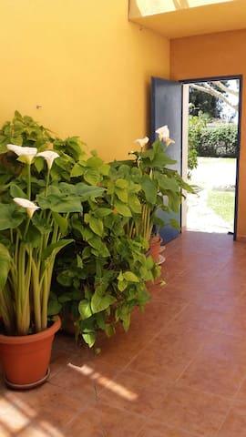Casa Jardin playas naturales a 10 minutos - Vejer de la Frontera