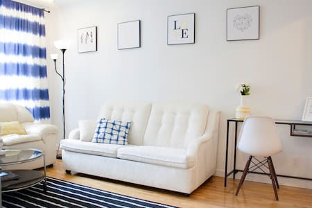 Charming sunny 2 bedroom apartment! - Montreal