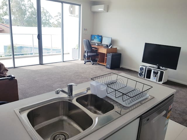 A quiet comfortable stay away from Sydney bustle - Bonnyrigg - Apartment