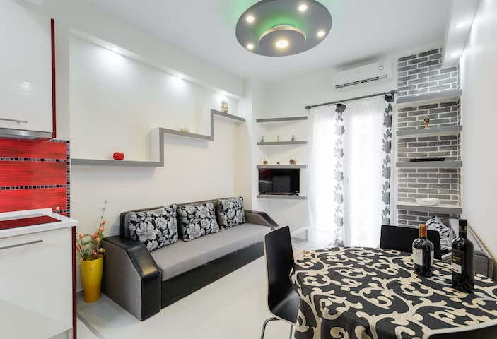 Unique apartment,perfect location in city center.