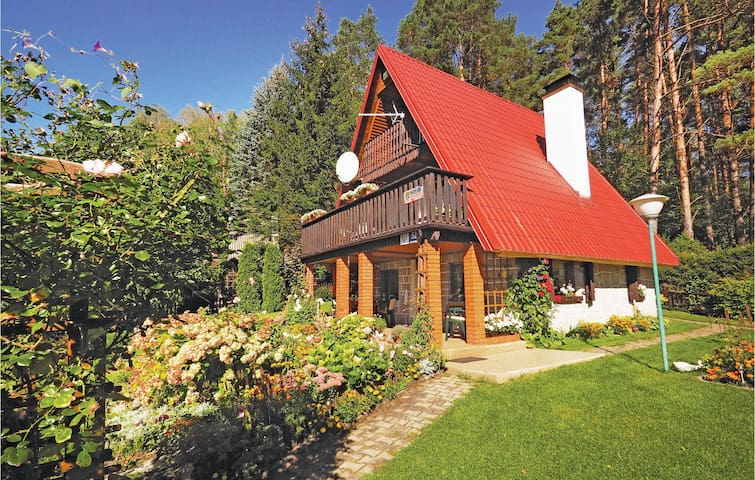 Holiday cottage with 2 bedrooms on 98m² in Barczewo