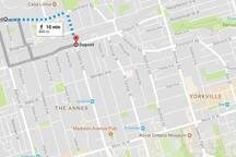 10min walk to Dupont Station