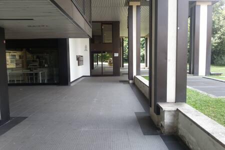 """Monolocale """" il punto rosso"""" vicino Malpensa - Castellanza - Apartment"""