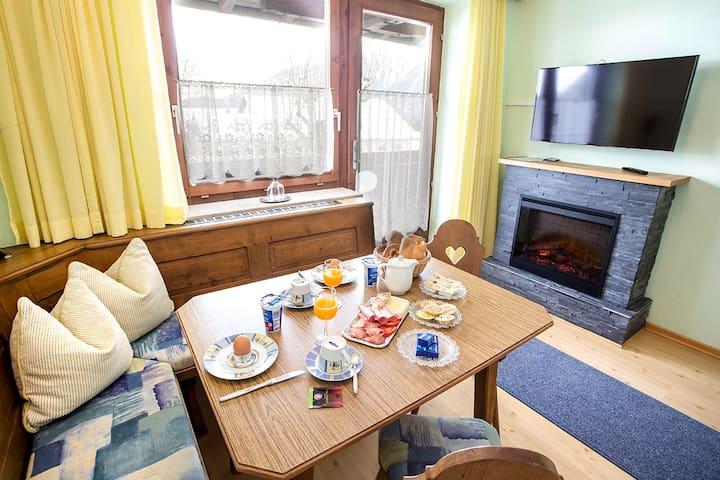 Bed&Breakfast im Gästehaus Gastl - Barwies - Квартира