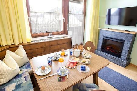 Bed&Breakfast im Gästehaus Gastl