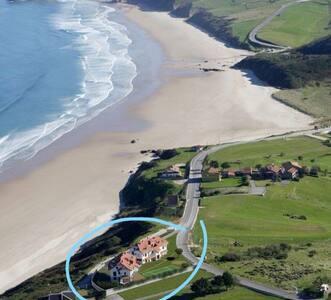 Duplex con encanto - 1ª línea playa.