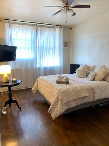 Bedroom in Ghent