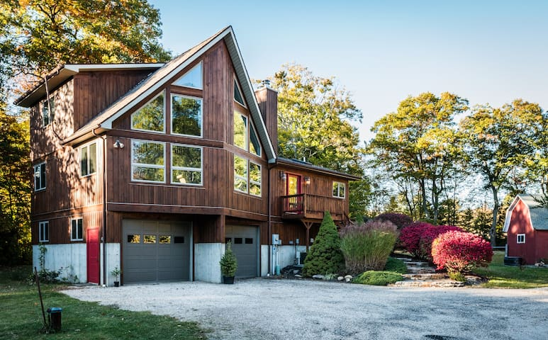 Modern Country Retreat-2 Hrs to NYC - Bethany - Casa