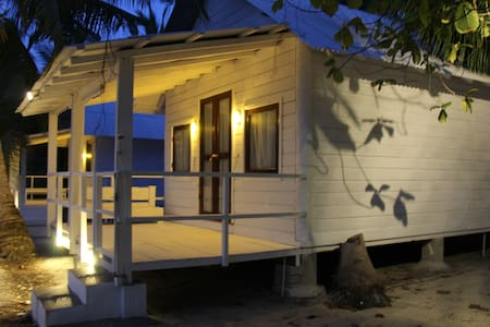 Nongkat Island Beach Cottage (Grouper)
