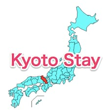 Kyoto Stay is the host.