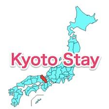 Kyoto Stay User Profile