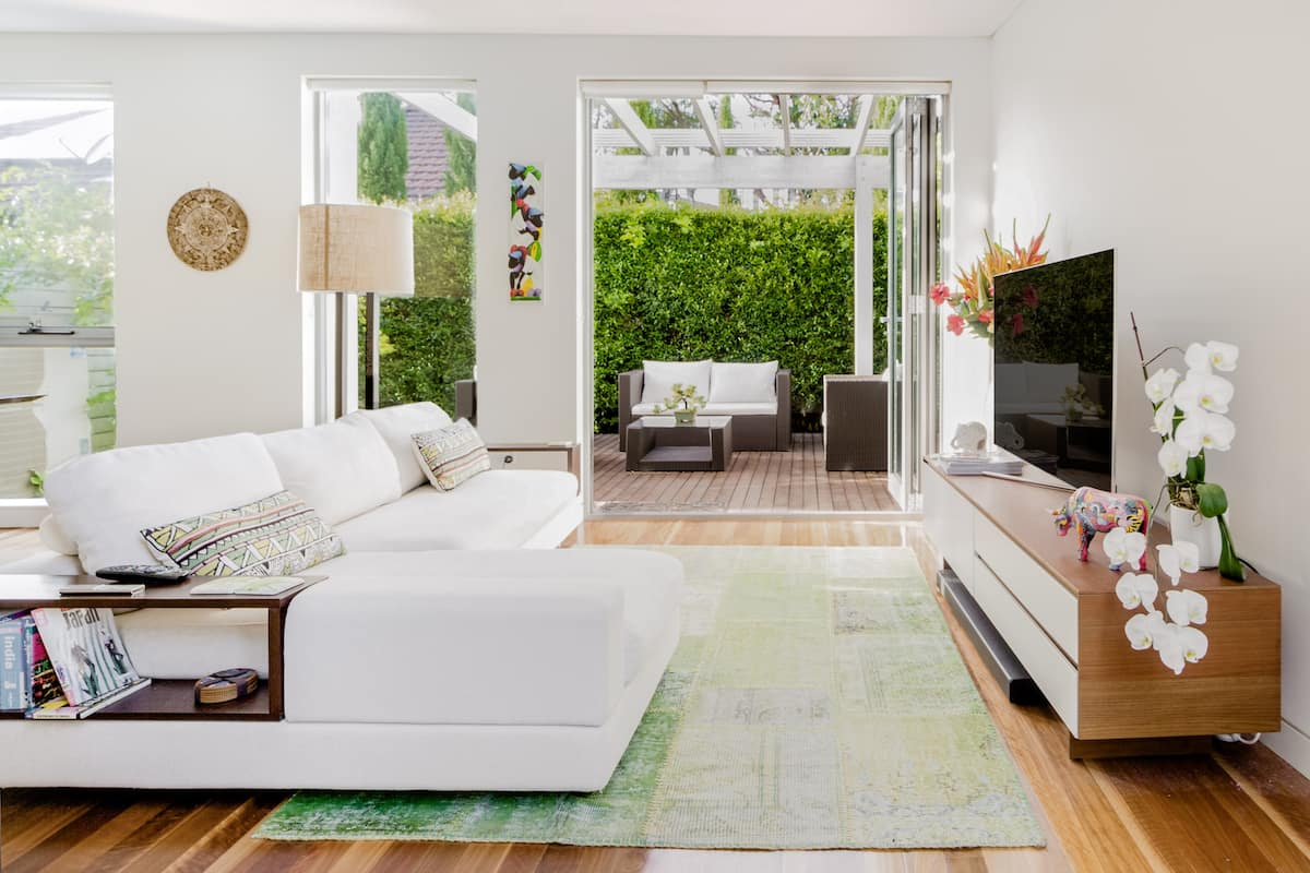 Stay in a Chic and Modern City Home