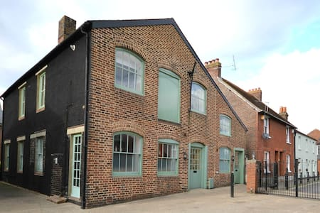 Luxury Grade II listed Apartment for four - Havant - Apartment