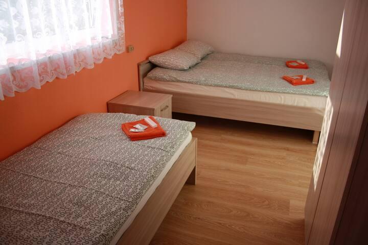 Отдельная комната в хостеле г. Сортавала - Sortavala - Slaapzaal